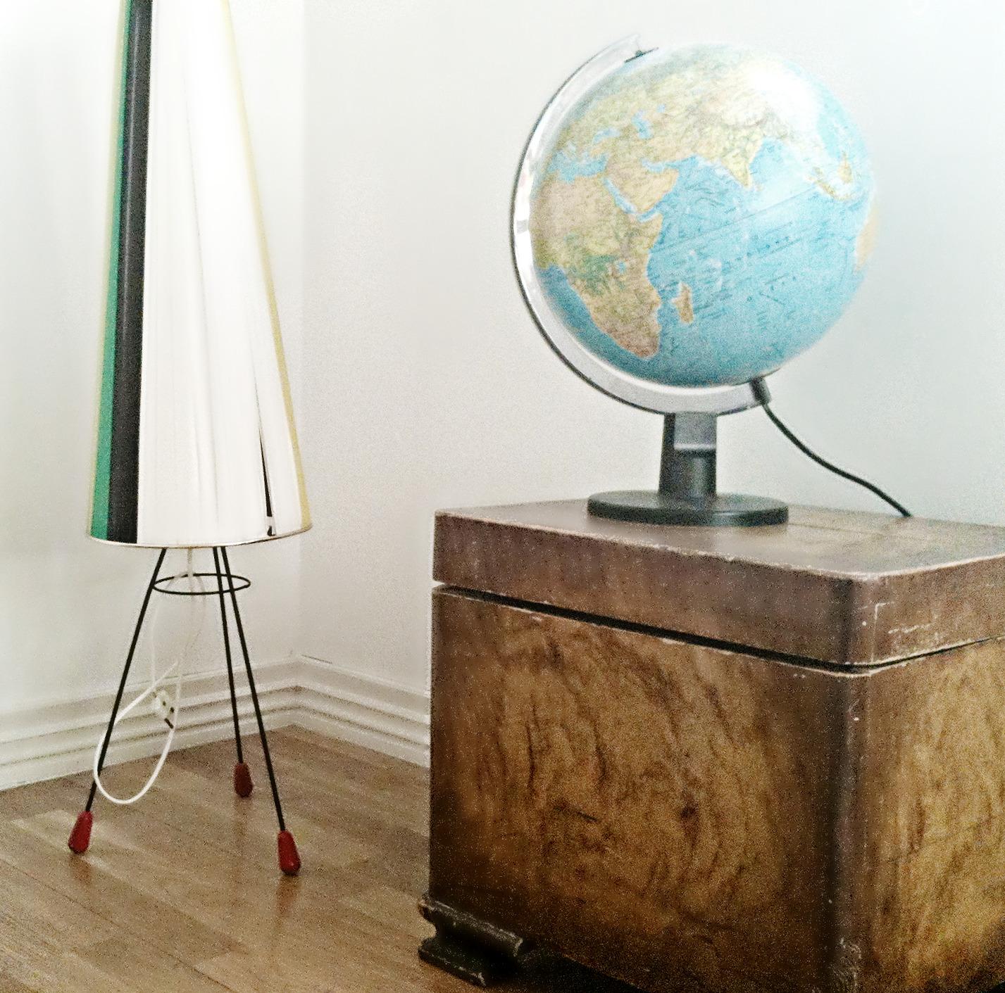 globus lampe beste design inspirasjon for. Black Bedroom Furniture Sets. Home Design Ideas