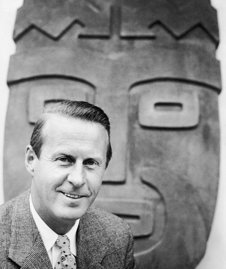 Norwegian explorer and anthropologist Thor Heyerdahl Dies
